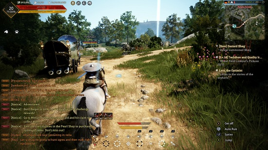 Black Desert Xbox One Review in Progress: Gorgeous, Fun, and