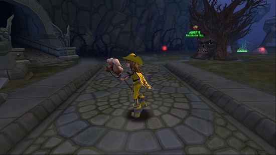 Wizard101: Ride Like the Wind, Horse-guy! - MMORPG com