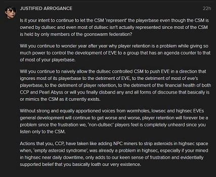 EVESterdam 2019 - The Council of Stellar Management - MMORPG com