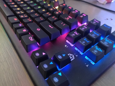 Hexgears Nova TKL Mechanical Keyboard: Compact and Sturdy - MMORPG com