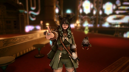 The Eorzea Prospect - Final Fantasy XIV: Mounts & the Letter from
