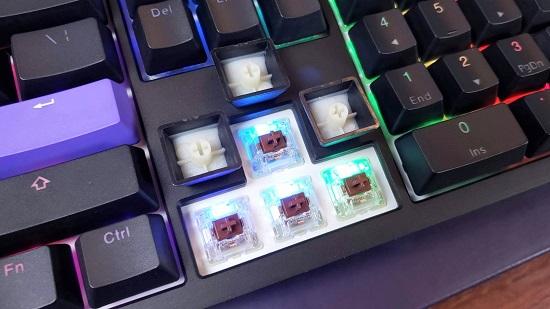 Ducky Shine 7 Mechanical Keyboard Review - MMORPG com