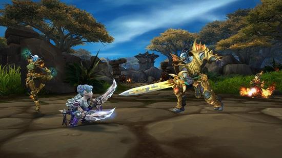 New World of Warcraft 8 2 Info: Tyrande, Sylvanas