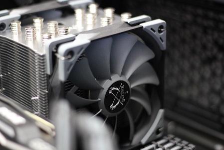 Scythe Mugen 5 Rev  B CPU Cooler Review - MMORPG com