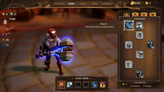 Torchlight Frontiers: The Adept's Path is the Right One