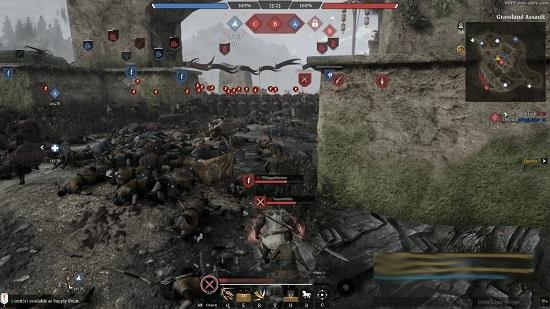Conqueror's Blade: It's MMO…ish? - MMORPG com
