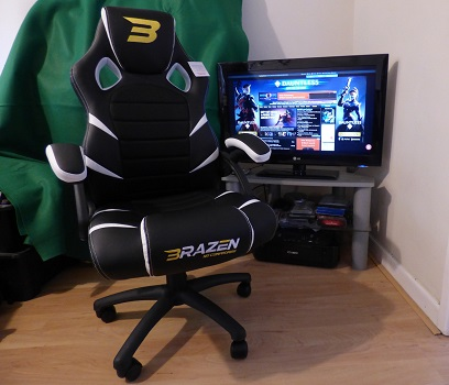 Brazen Gaming Chair Review Mmorpg Com