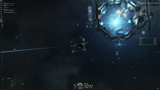 EVE Online: Finally Finding My Calling - MMORPG com
