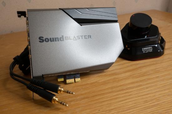 Creative Sound Blaster AE-7 Hi-Res DAC/AMP Sound Card Review