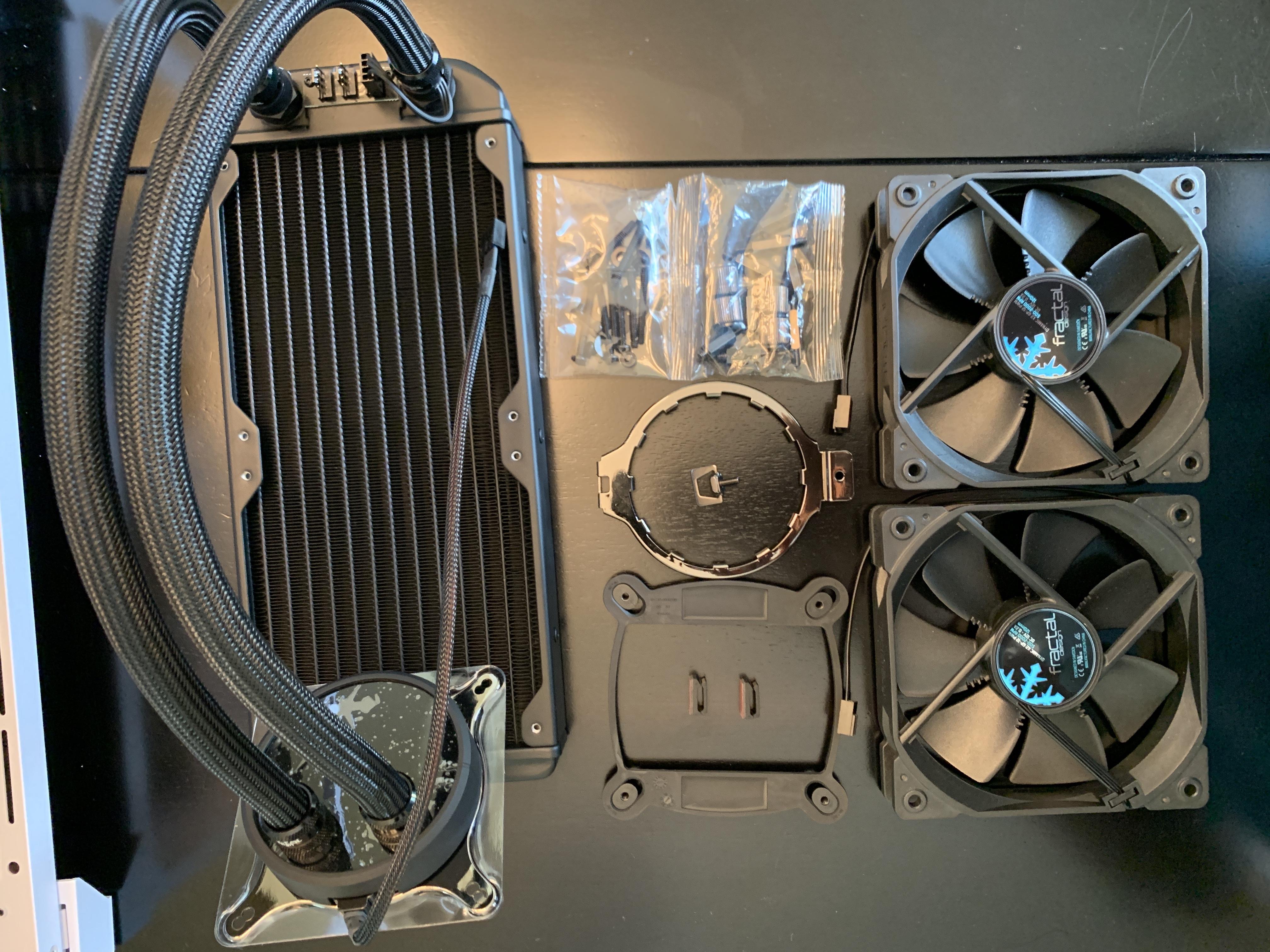 Fractal Design Celsius S24 Aio Cpu Cooler Review