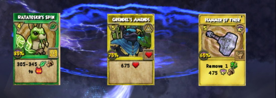 Diving Into the New Wizard101 Lore Spells - MMORPG com