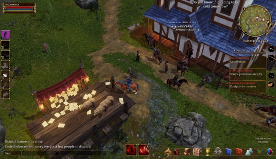 Legends of Aria Early Access Impressions - MMORPG com