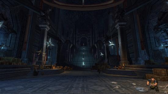 The mines of moria minecraft