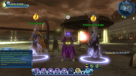 DC Universe Online: Living Life After 30 (Again) - MMORPG com
