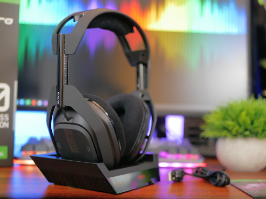 ASTRO A50 (Gen 4) Wireless Gaming Headset Review - MMORPG com