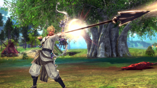 Hands On With Blade & Soul's New Archer Class - MMORPG com