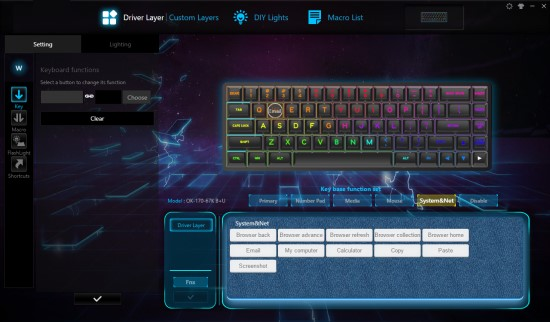 Unick Woo-dy Mechanical Keyboard Review: Good Wood - MMORPG com