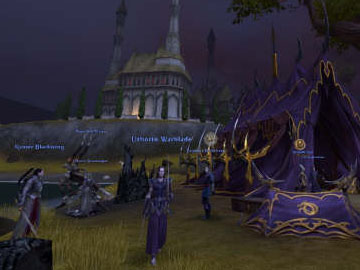 Warhammer Online Screenshot