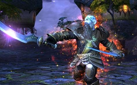 3D fantasy MMORPG game ، Rift Planes of Telara