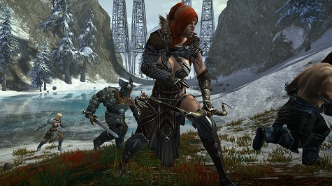 Norn Q&A and Fly Through Video - MMORPG com