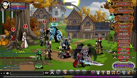 Game Hopper Jumps Into AQW - MMORPG com