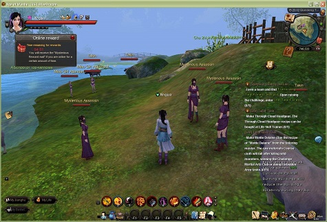 Free online dating mmorpg games