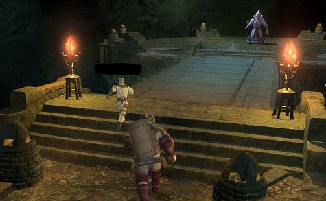 Dungeons in Final Fantasy XIV - MMORPG com