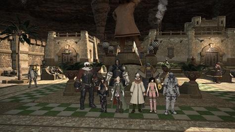 The Eorzea Prospect - Saying Goodbye to Beta 3 - MMORPG com