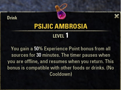The XP Boost Potion - MMORPG com