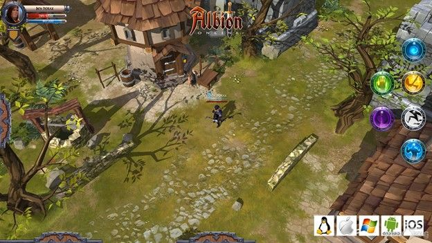 Albion Online Mobile