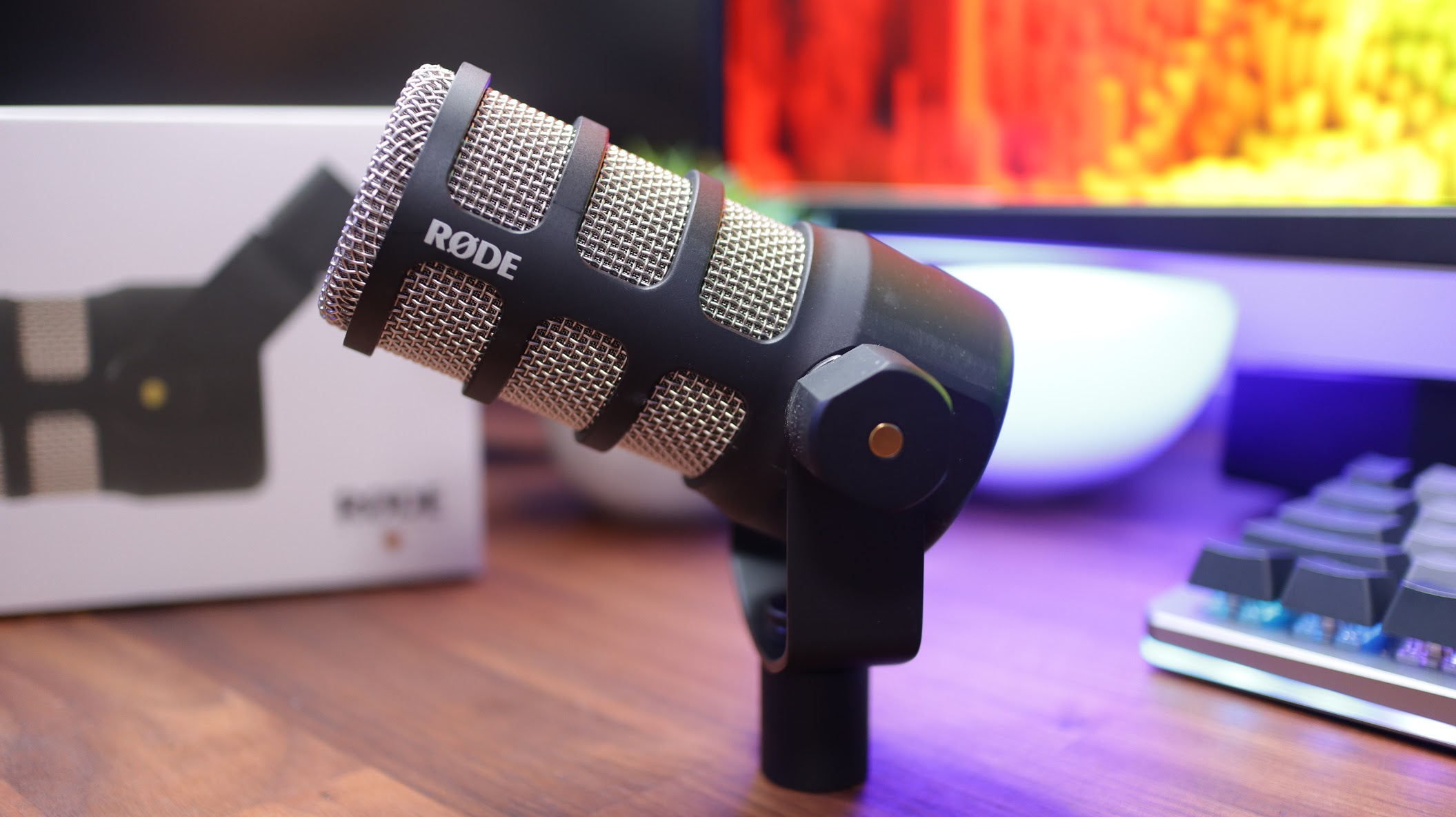 Rode PodMic Review