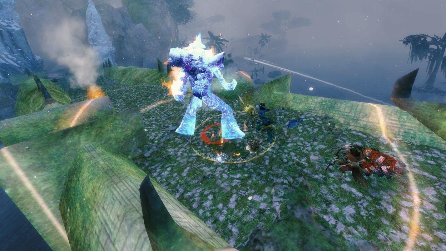 Guild Wars 2 Icebrood Saga Champions