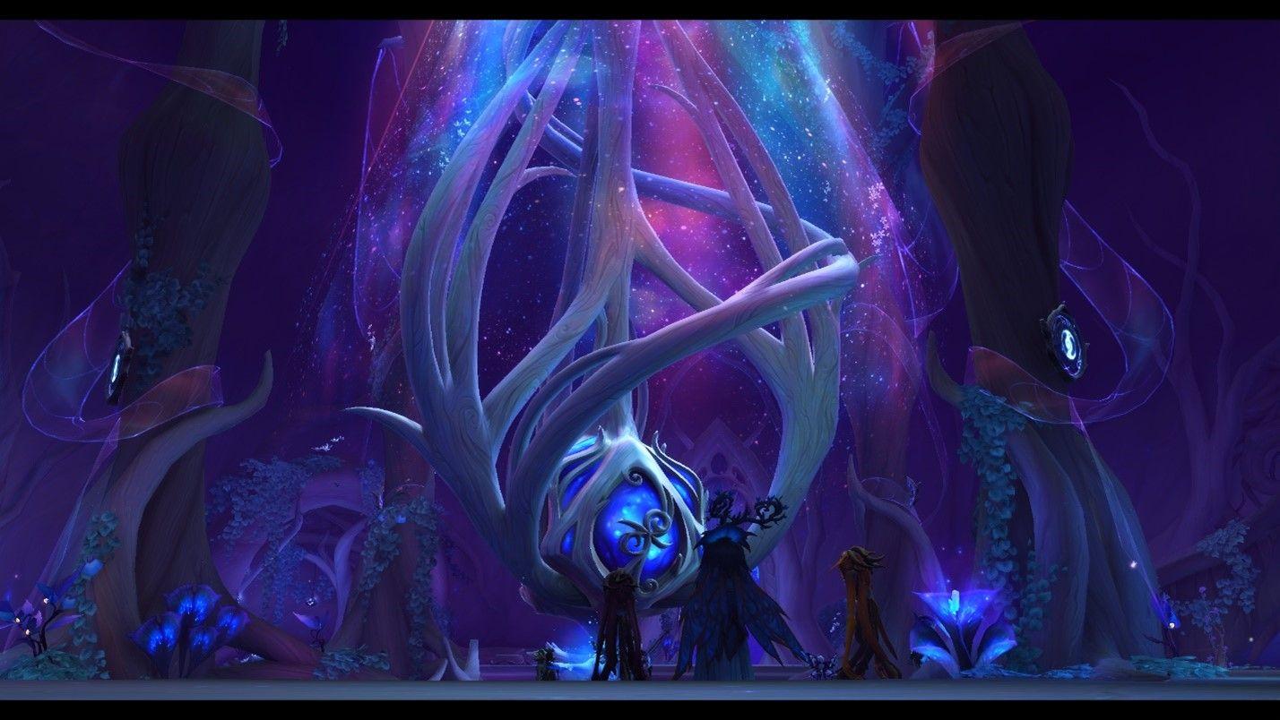 Anima World of Warcraft Shadowlands