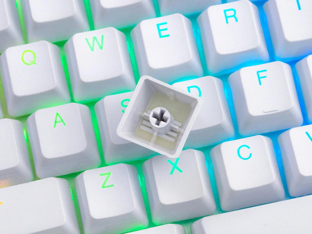 Hexgears Gemini Keycaps