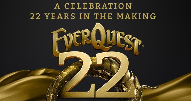 EverQuest 22 Years