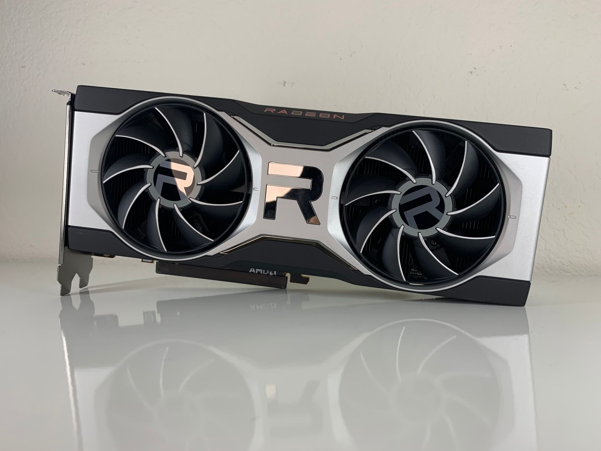 RX 6700 XT Graphics Card Front
