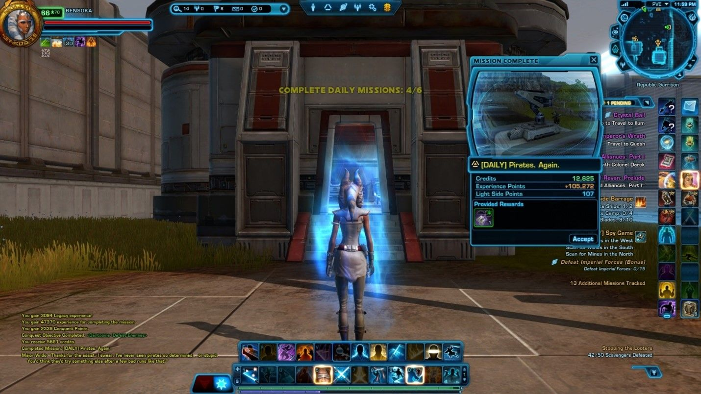 Star Wars: The Old Republic Pirate Event