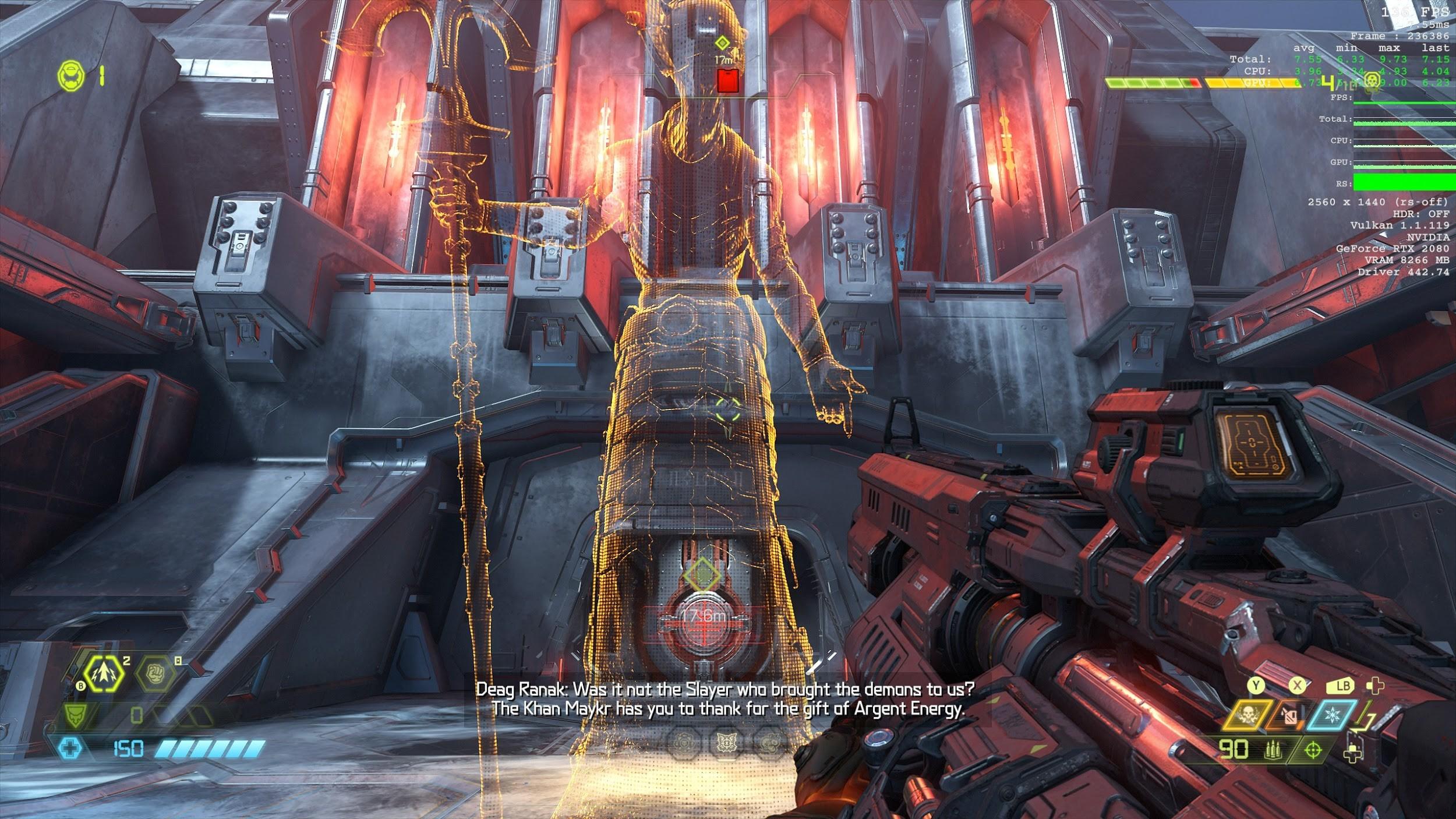 Doom Eternal is Intense