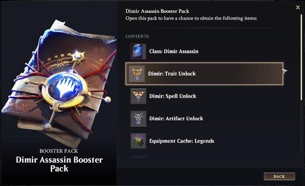 Magic Legends Booster Pack