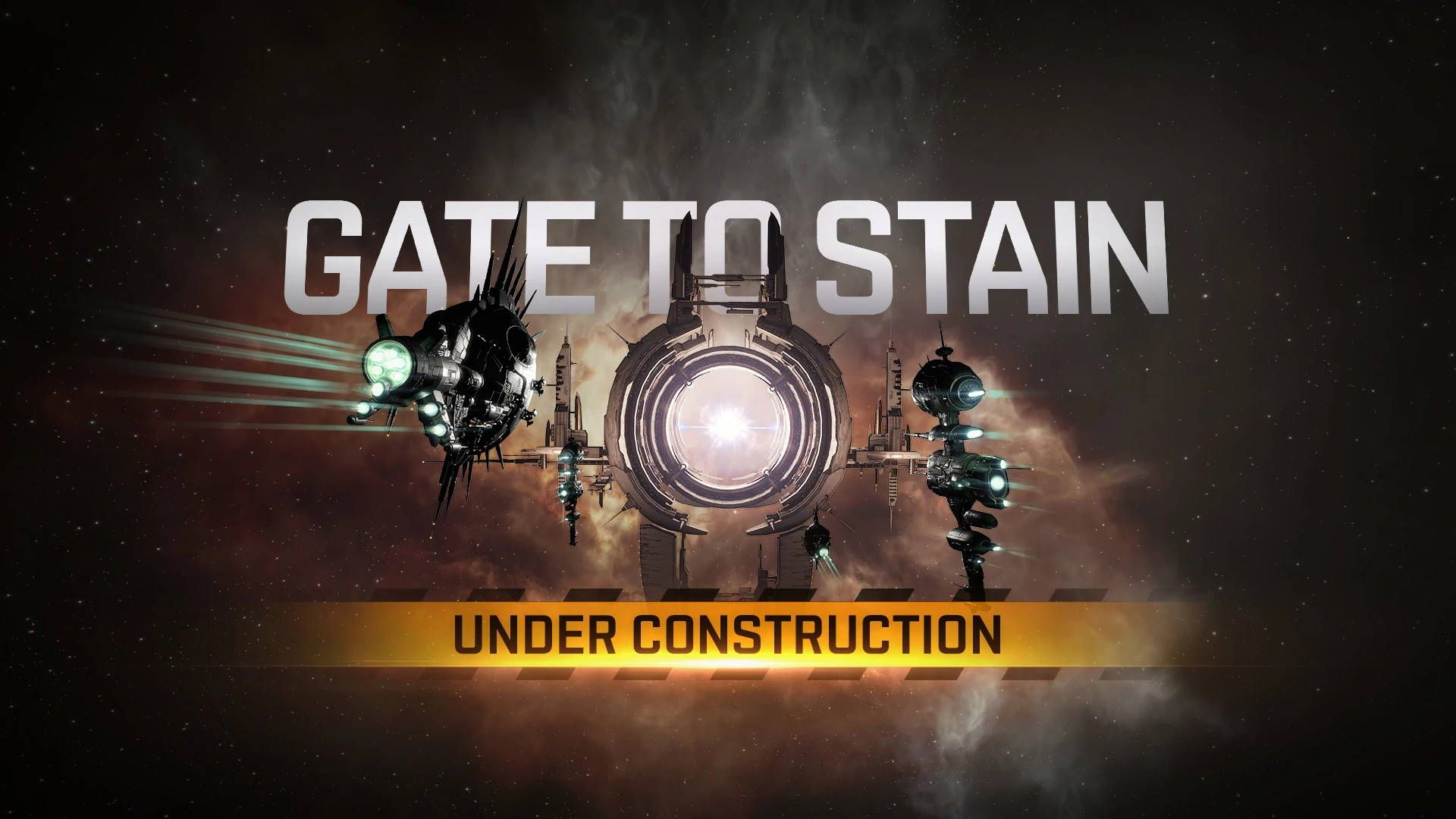 EVE Online Gate To Stain April Fool's 2021