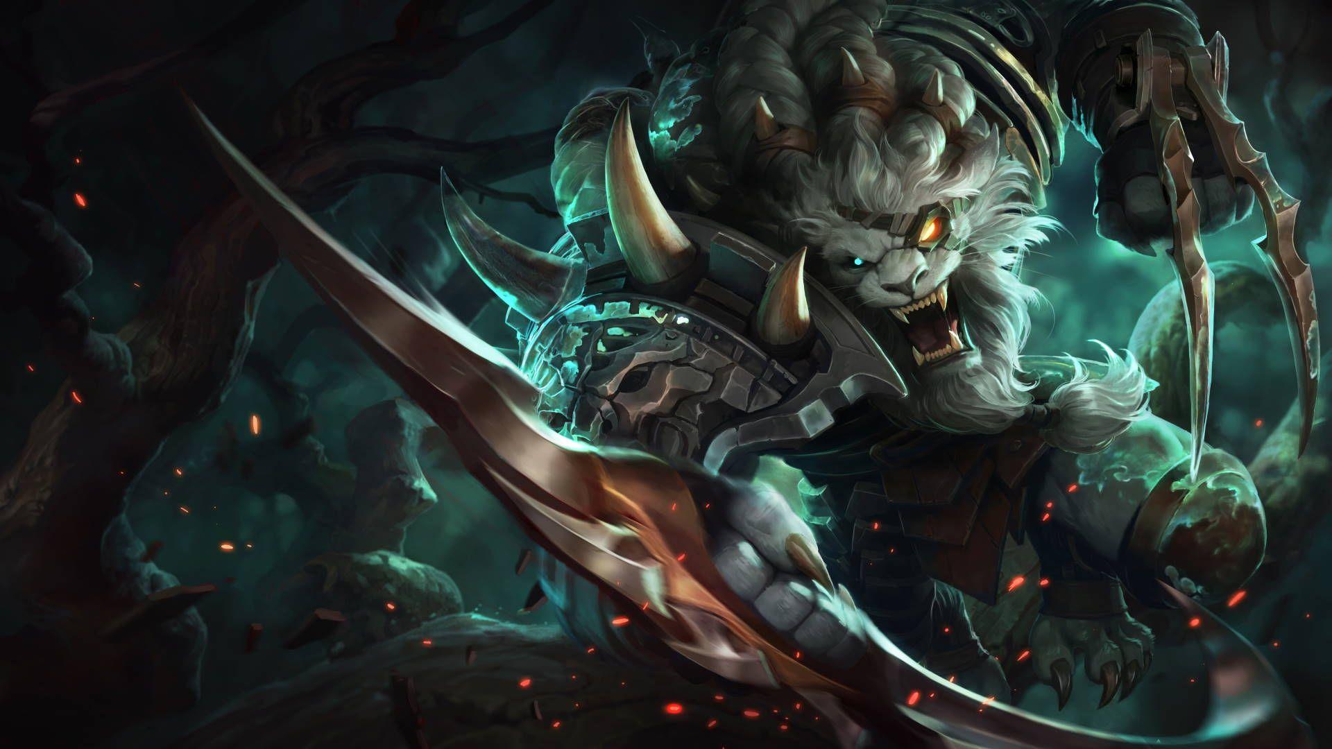 League of Legends Wild Rift Rengar