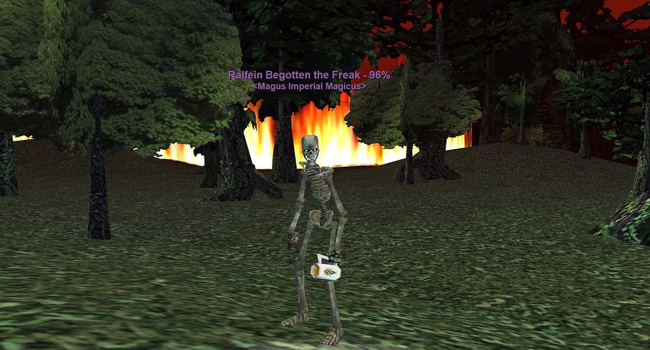 EverQuest Skeleton