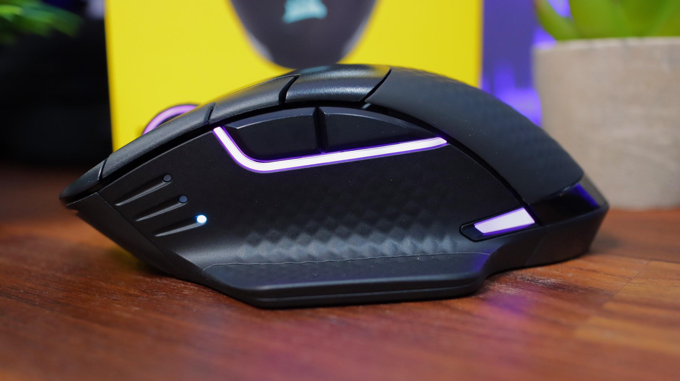 Dark Core RGB Pro Left Side