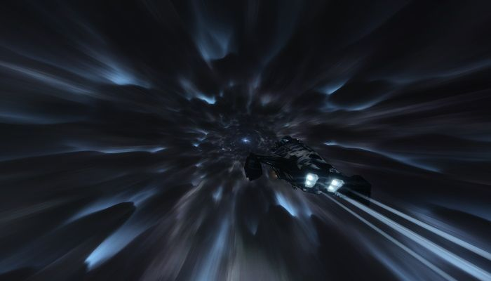 EVE Online Jump Tunnel