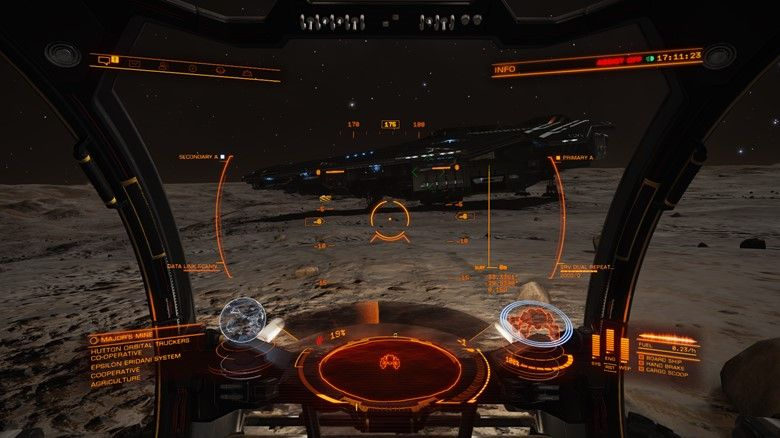Epsilon Eridani Elite Dangerous
