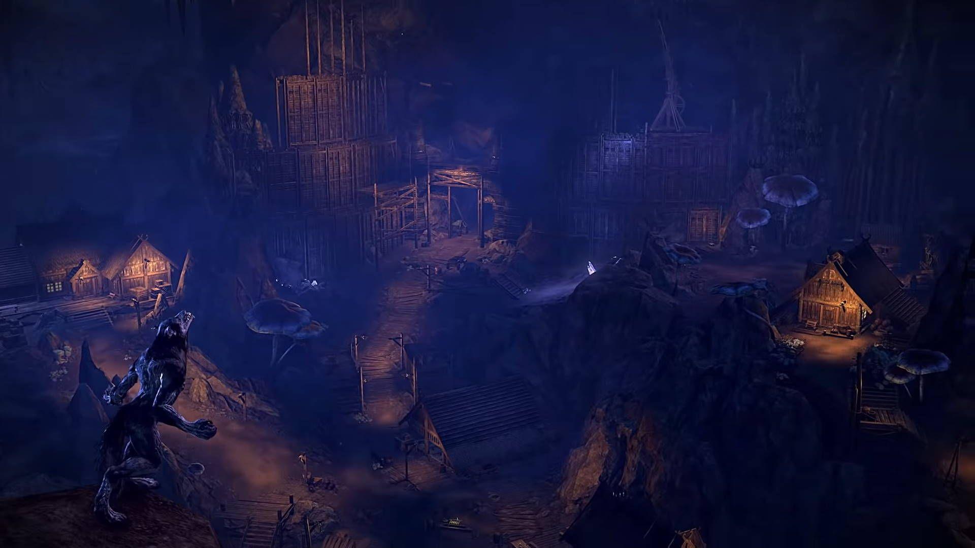 Blackreach Greymoor Elder Scrolls Online