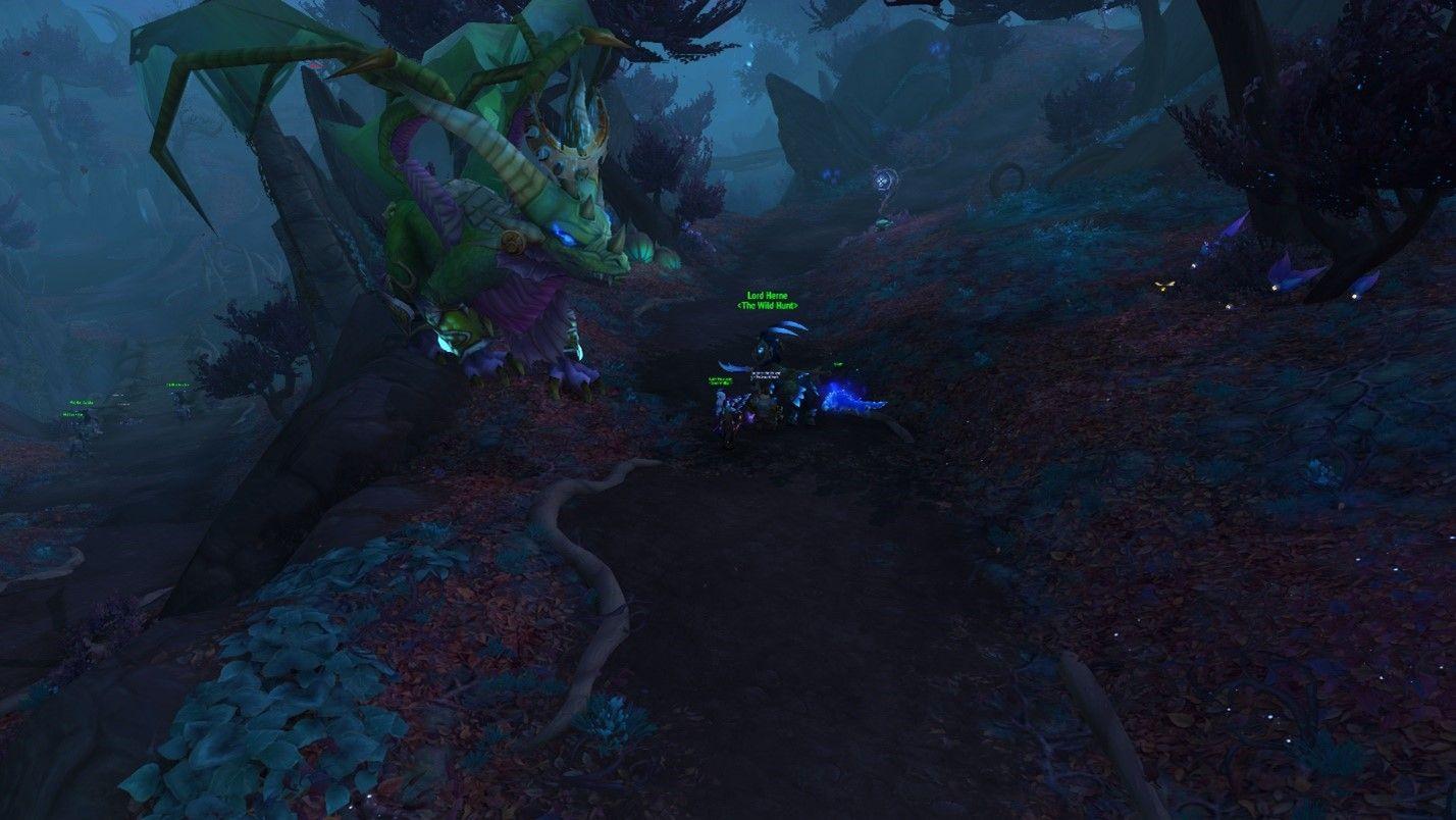 World of Waracraft Shadowlands
