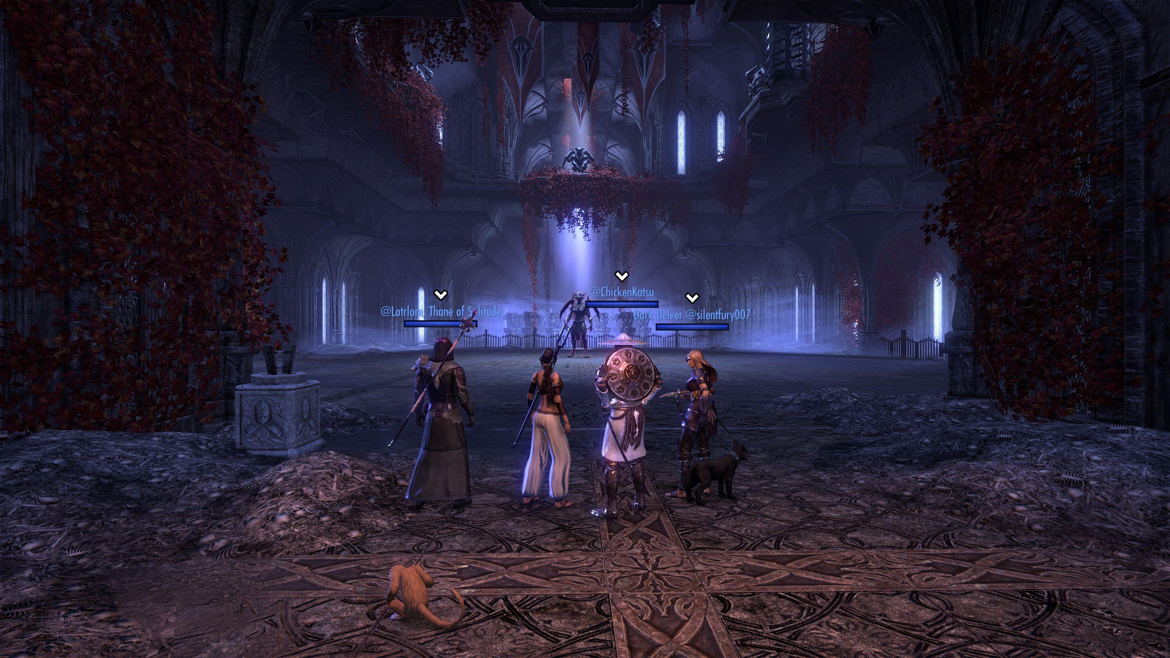elder scrolls online castle thorn