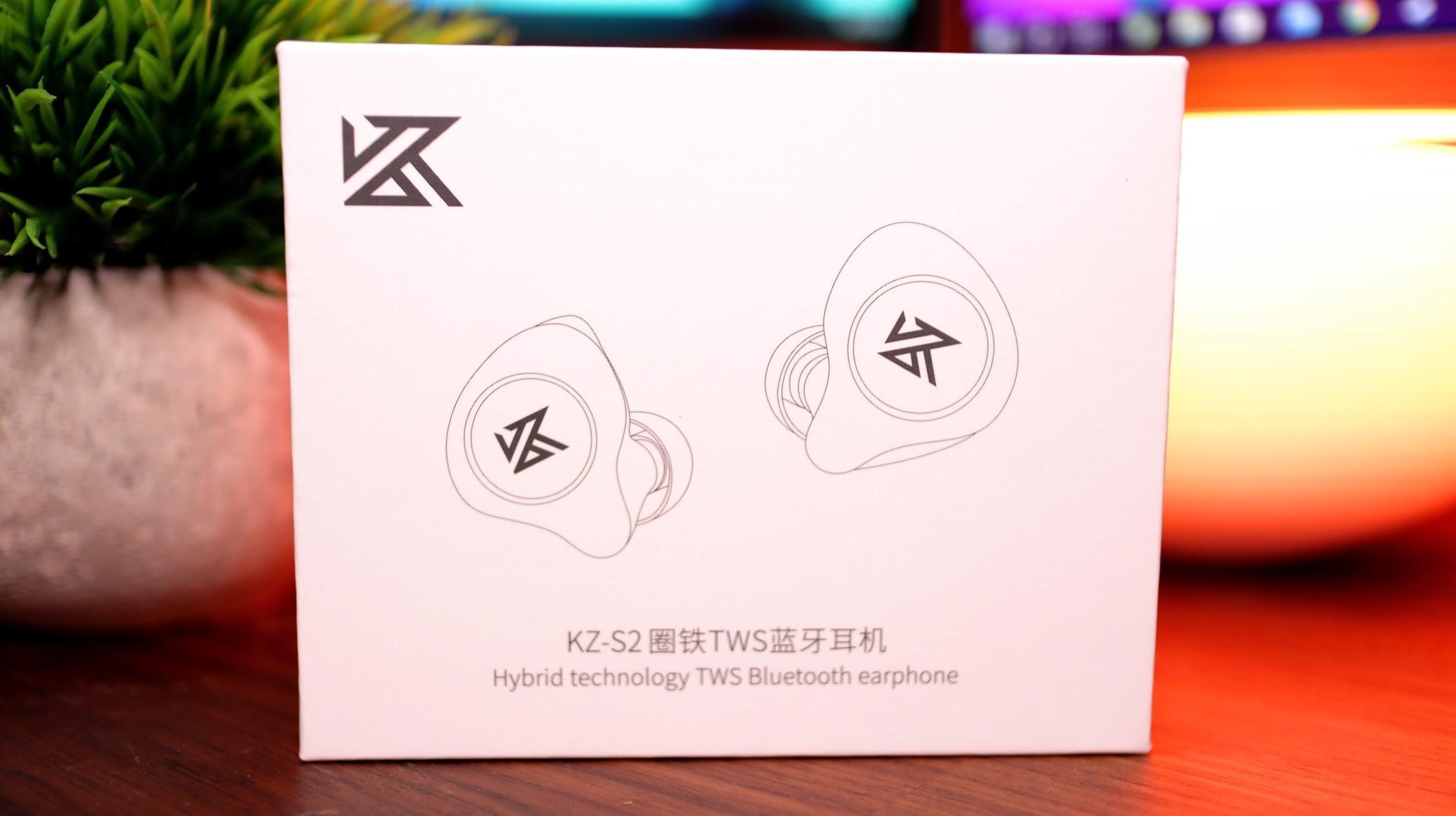 KZ S2 Box