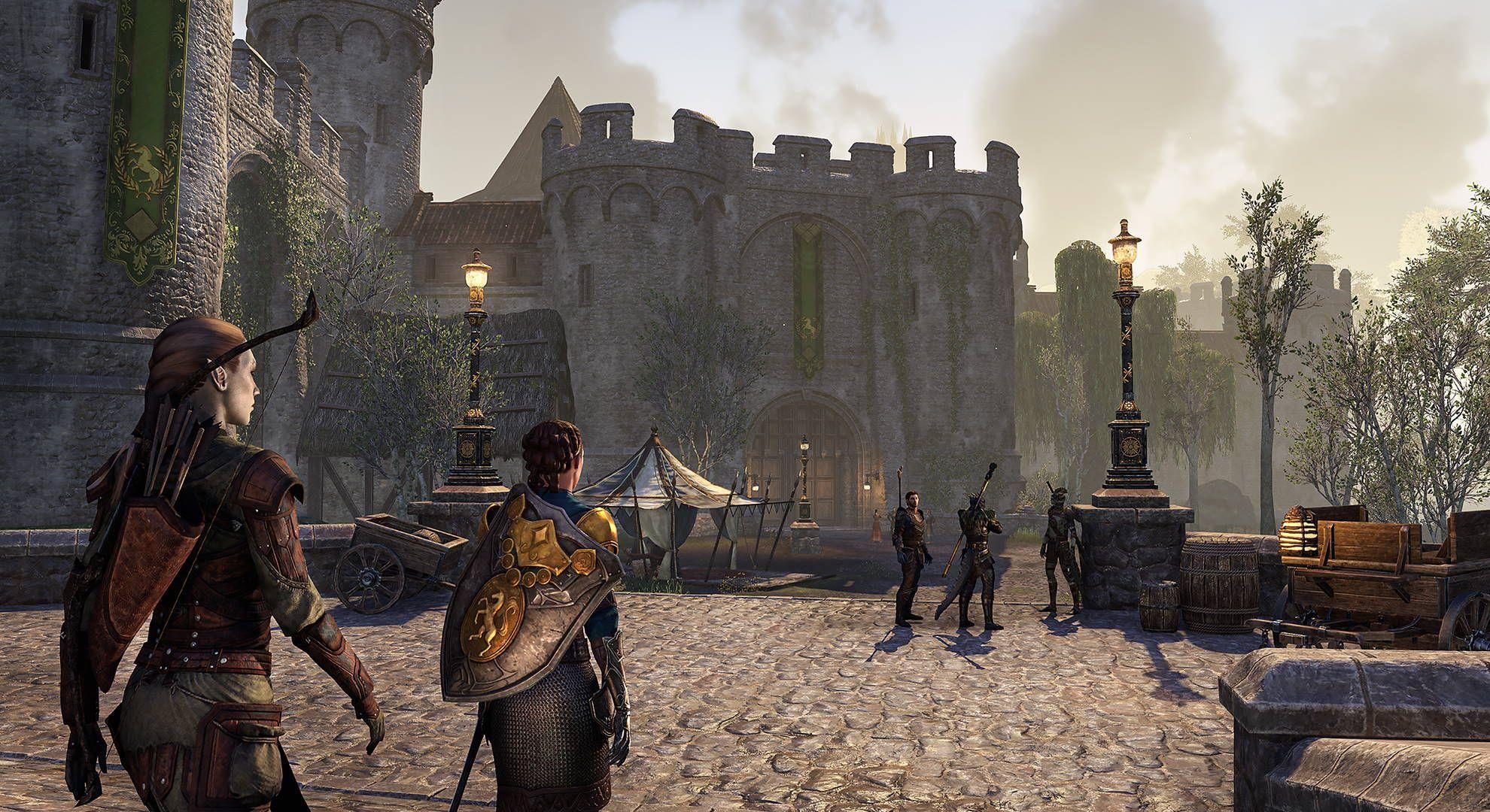 Blackwood Elder Scrolls Online Leyawiin